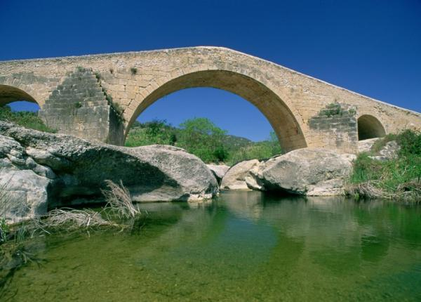 Pont vell Cabacés