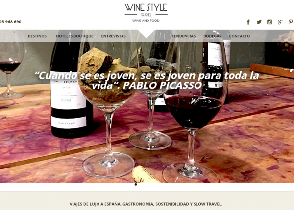 Wine Style Travel visita el Priorat